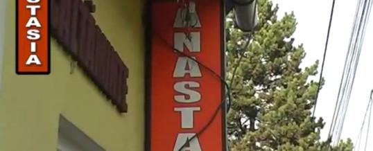 Spot publicitar pentru Anastasia
