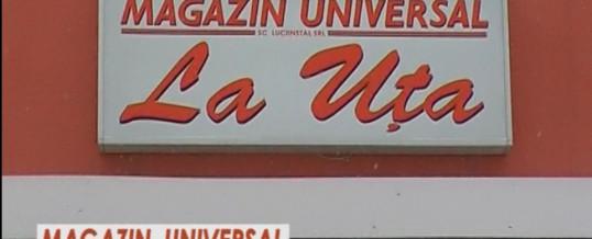 Spot publicitar pentru magazinul La Uta Maieru