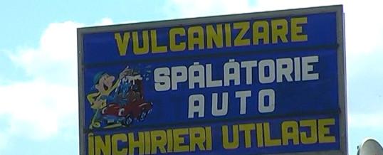 Spot publicitar spalatorie auto