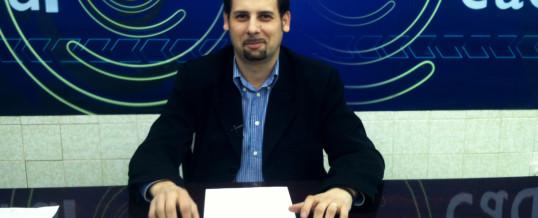 Florin Hodoroga – director Casa de Cultura Sangeorz Bai