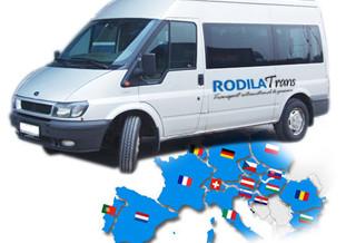 Spot publicitar Rodila Trans